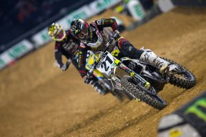 Anderson continues off-season form with Paris Supercross victory