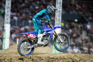 Business as usual for Wilson while SX2 title heats up