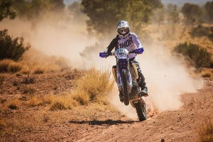 Yamaha ceases factory Finke Desert Race program