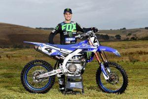 CDR Yamaha Monster Energy Team welcomes Luke Clout