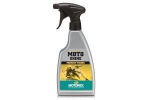 Product: 2018 Motorex Moto Shine