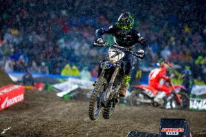 Plessinger 'couldn't back down' in Anaheim 450SX debut