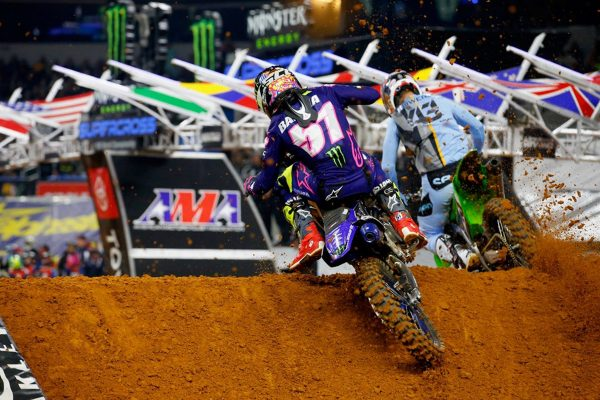 Arlington a 'crazy day' of racing declares Barcia
