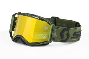 Product: 2019 Scott Prospect Military limited edition goggle