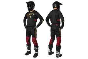 Product: 2019 Shift MX 3lack Label Mexico LE gear set