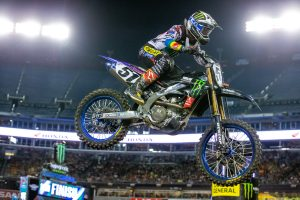 Barcia elects to sit out supercross remainder
