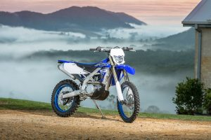 Yamaha tops dirt bike sales in opening quarter of 2019