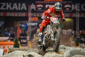 Haaker lifts SuperEnduro crown at Bilbao finale