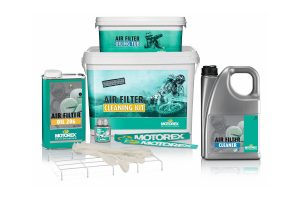 Product: 2019 Motorex Air Filter Cleaning Kit