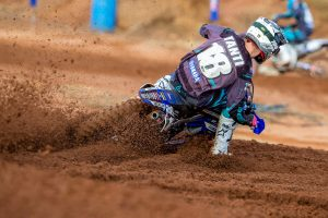 Tanti relieved with Murray Bridge podium while battling finger injury