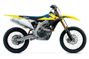 Suzuki uncovers 2020 RM-Z motocross range