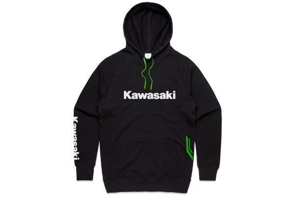 Detailed: Kawasaki RPM hoodie