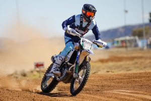 Ralston relieved with maiden Finke outright podium