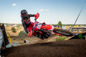 Gajser strengthens points lead with MXGP of Germany triumph