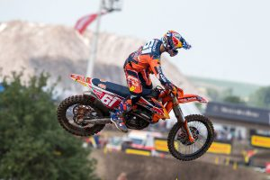 Prado extends Red Bull KTM deal through 2023 MXGP season