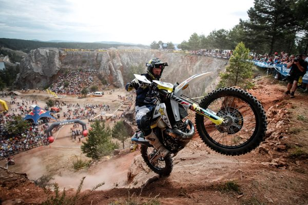 Hixpania Hard Enduro win grants Jarvis WESS points lead