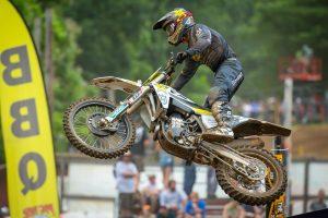 Osborne anticipating Spring Creek Pro Motocross return