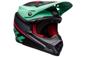 Detailed: 2020 Bell Moto-9 MIPS helmet
