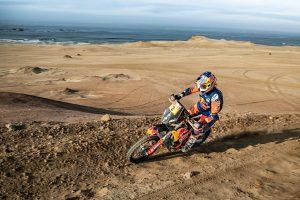 Dakar champion Price returns for Atacama Rally