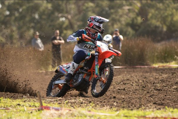Milner claims E2 title as Sanders and Snodgrass win at Hedley AORC