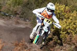 Sanders seals outright AORC honours following Hedley finale