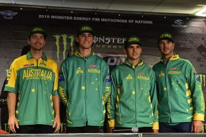 Team Australia draws position 13 in Assen MXoN ballot