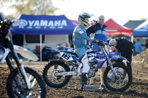 Tierney reverting to SX2 for AUS Supercross