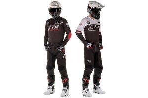 Detailed: 2020 Alpinestars LE Deus collection gear set
