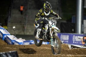 S-X Open series a 'breath of fresh air' for Anderson