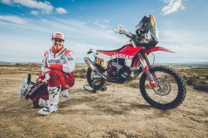 Revitalised GasGas announces MXGP, Dakar and WESS teams