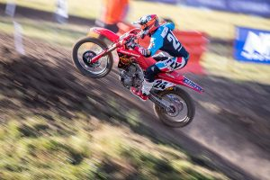 Podium for Metcalfe at round six of the MX Nationals