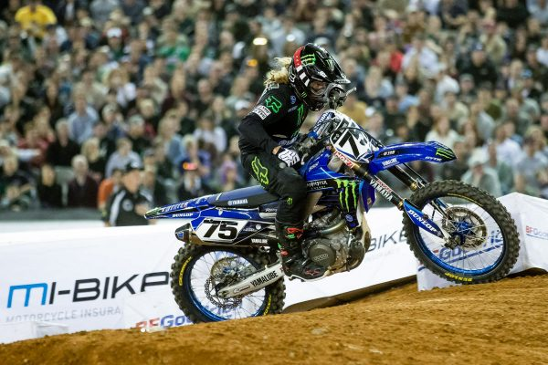 Hill voices interest in full 2020 AUS Supercross campaign