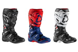 Detailed: 2020 Leatt GPX 5.5 FlexLock boot