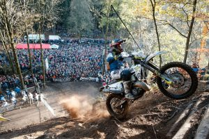 WESS runner-up Gomez re-signs with factory Husqvarna