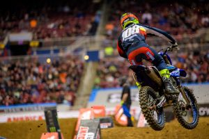 Tanti scores maiden 250SX West main event result at St. Louis