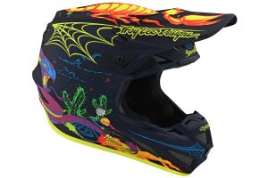 Detailed: 2020 Troy Lee Designs SE4 Stranded LE helmet range