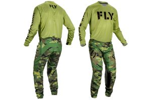 Detailed: 2020 Fly Lite Hydrogen Military LE gear set