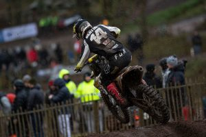 Hawkstone mudder marks Beaton's racing return