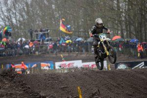 Beaton shy of the podium at Dutch grand prix