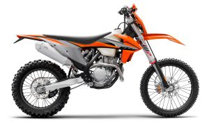 Detailed: 2021 KTM EXC-F and EXC range