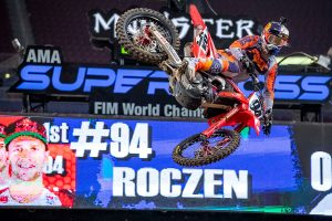 Salt Lake City rounds like 'a new season' says Roczen