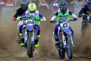 NZ MX1 champion Gibbs' title defence dependent on borders