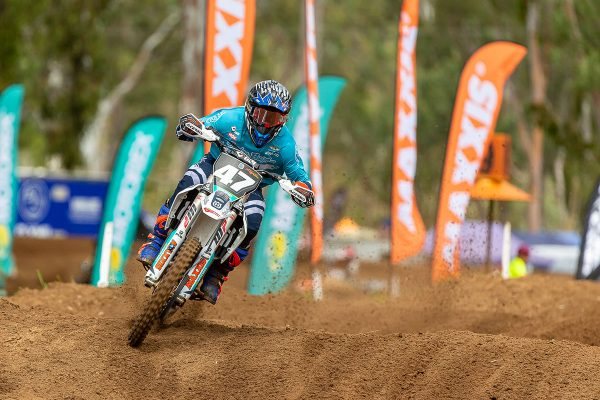 Countdown: Australian growth of Maxxis tyres