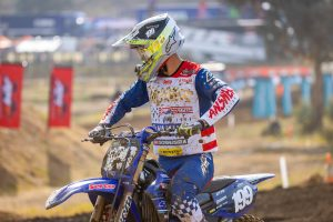 Serco Yamaha indicates misfire issue the cause of Crawford DNF