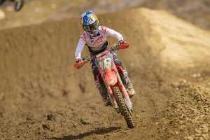 Jett Lawrence carrying open mind into Pro Motocross series