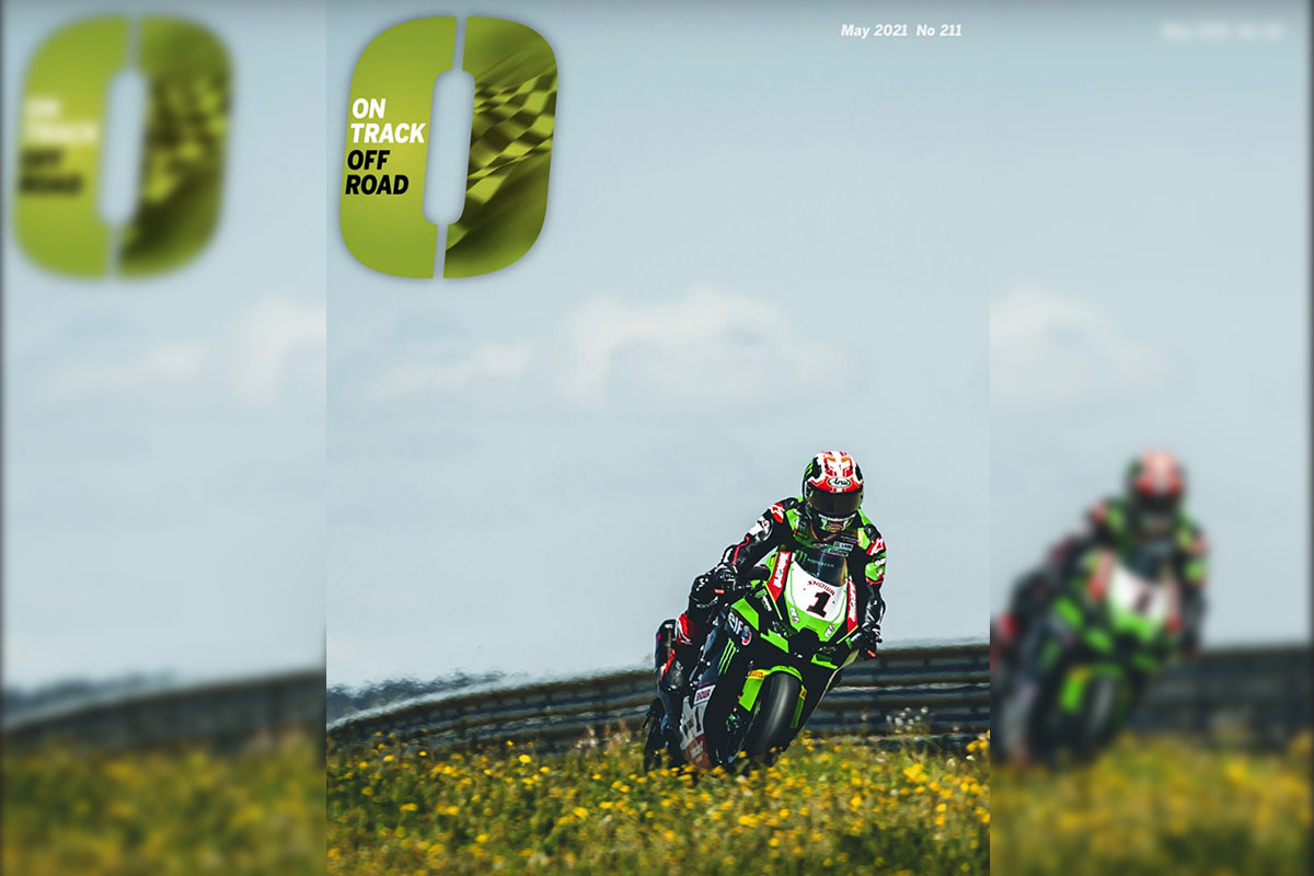 Read: On-Track Off-Road   Issue 211