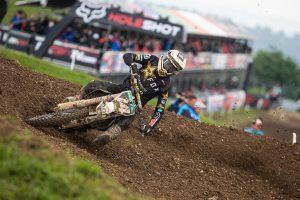 Bike damage puts Beaton out of opening moto in UK