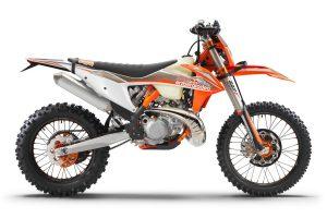 Detailed: 2022 KTM 300 EXC TPI Erzbergrodeo edition