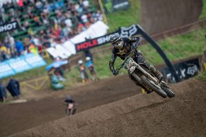 First race podium sets Beaton up for fourth overall