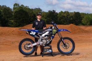 Monster Energy Star Racing Yamaha welcomes Haiden Deegan